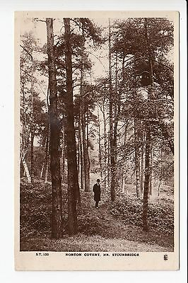 Worcestershire Norton Covert Nr Stourbridge Postcard
