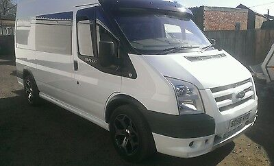 Ford Transit MK7 mwb st rs Sport body kit