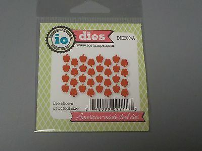 Impression Obsession Apples Cutting Die Die203-A New A892