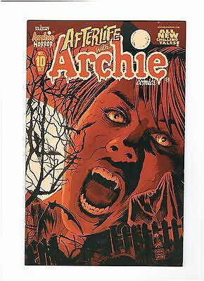 Afterlife With Archie #10 2nd Print Variant VF/NM