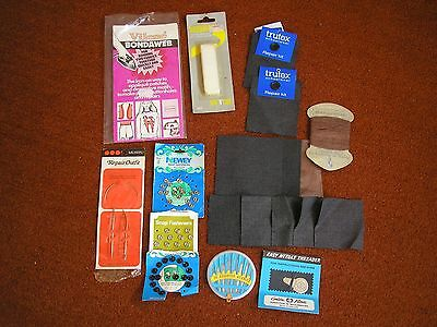 Collection Of Vintage Needlecraft Items
