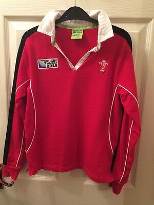 Rugby Shirt Age 7/8 Yrs