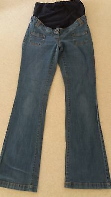 Vertbaudet Colline Maternity Boot Cut Jeans Size UK 6 to 8
