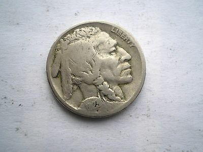 EARLY- INDIAN HEAD 5 CENT-COIN FROM THE USA -DATED 1923-nice