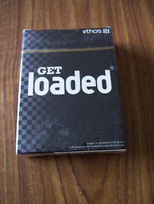 "Adult Pin-Up ""get Loaded"" Deck Of Sealed Playing Cards.(New=Mint)."
