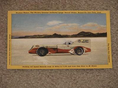 Mormon Meteor, The Worlds Greatest Unlimited Speed Record Maker, Bonneville