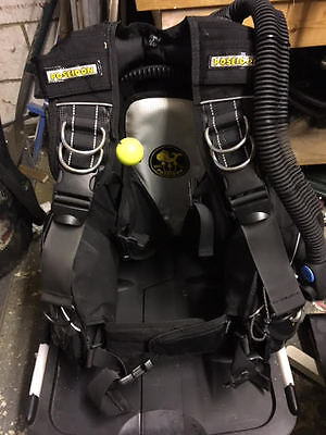 Scuba Diving BCD Poseidon Powerlift