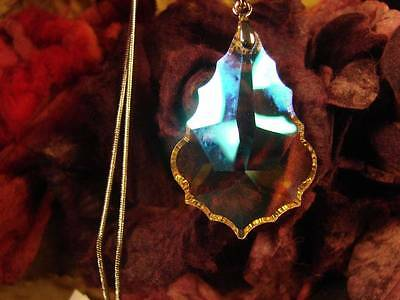 ~Gorgeous Crystal Prism Amulet and Lunar Power Spell~Paranormal Vessel~