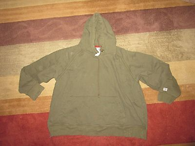 Men's olive green Old Navy hoodie sweatshirt size XXL