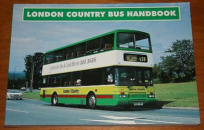 Capital Transport London Country Bus Handbook 1998 edition