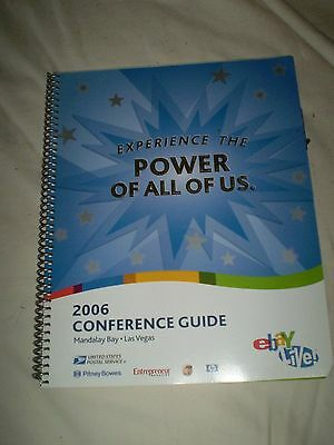 2006 Ebay Live Conference Guide