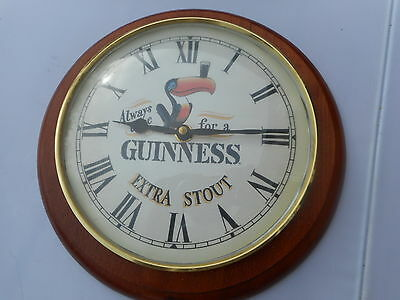guinness clock always time for a guniness