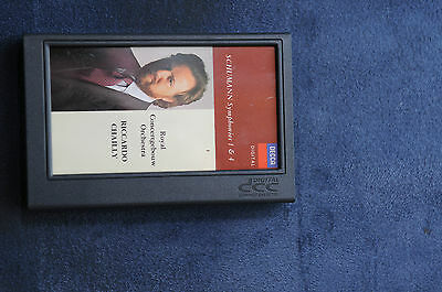 SCHUMANN Symphonies 1 & 4 - RICCARDO CHILLY - Royal Concertgebouw Orchestra DCC