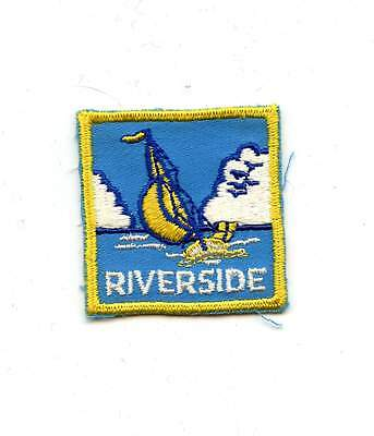 Canada. Riverside District Badge from Ontario