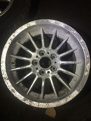 """Bmw E39 5series Style 32 Alloy Wheel Staggered Rear 9j X 17"""""""