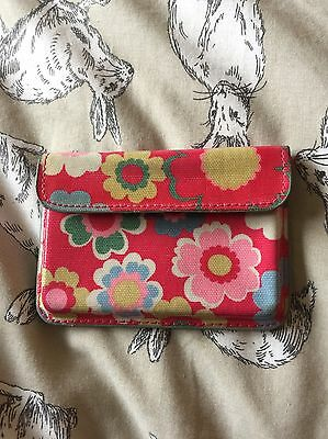 Cath Kidston bus pass/card/ticket holder Red Floral