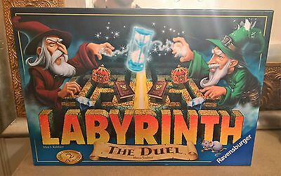 Labyrinth The Duel - Unplayed Board Game VGC Ravensburger