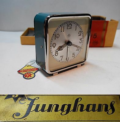 Vintage German Made Alarm Clock Junghans - New Old Stock