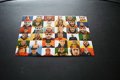 Rnli Postcard Courage On Our Coasts The Rnli Family By Nigel Millard