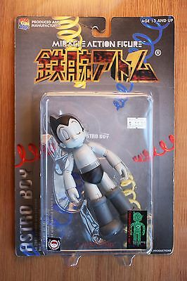 Astro Boy Miracle Action Figure (New Factory Sealed MAF-011 Sleeping Atom B/W)