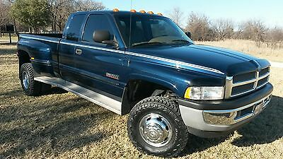 2001 Dodge Ram 3500 Laramie 2001 Dodge 3500 - Low miles