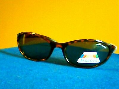 TF Gear Hot Turtle Polarized Sunglasses Tortoise Shell Frame