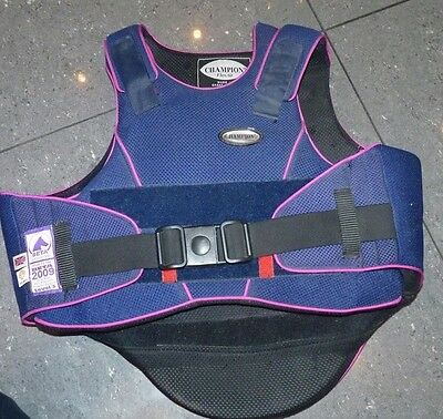 Champion Flexair Body Protector Size Childs Large
