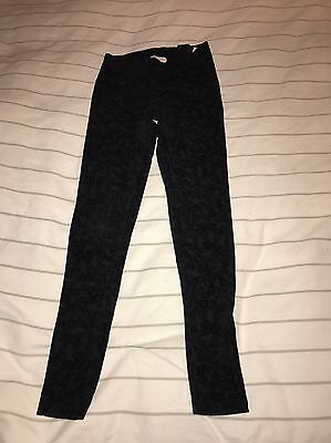 H&M H M Smart Trousers Girls Age 12-13 Years Butterfly