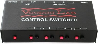 Voodoo Lab MIDI Control Switcher