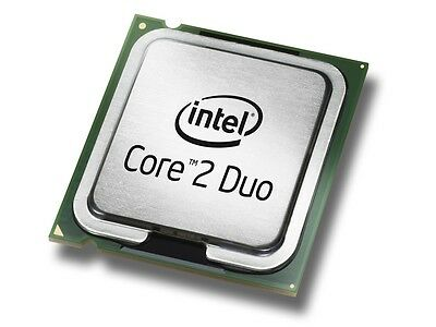 Wholesale 3x Intel Core 2 Duo (2x E7500, 1x E7300) Processors for socket LGA775