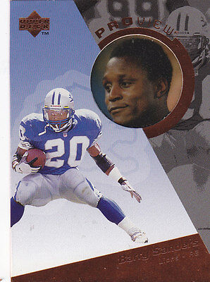 1996 Upper Deck ProView #PV20 Barry Sanders