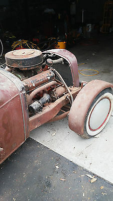1932 Chevrolet Other Chopped and Channeled Barn Find !932  5 Window Coupe, Historic Barn Find!