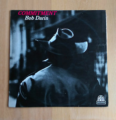 Bob Darin - Commitment LP - Bell Records SBLL 128