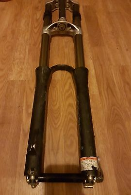 Marzocchi Bomber  junior  T front  triple  Clamp suspension forks ...
