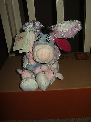 Disney Store Exclusive 'easter Eeyore' Soft Toy