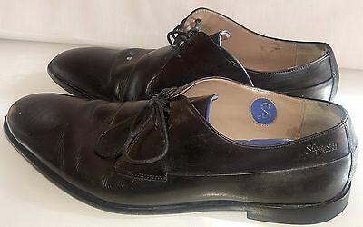 Oliver Sweeney London -  Black Lace-Up Shoes Size 10.5