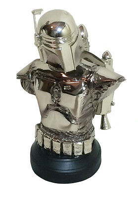 Jango Fett Star Wars Exclusive Bust Gentle Giant MBNA Limited Edition 2550/5000