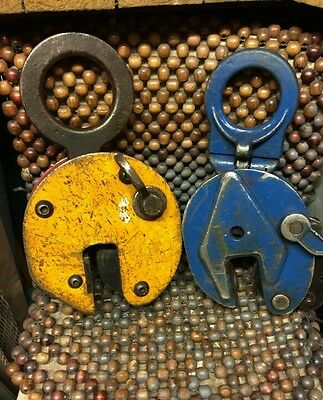 vertical steel plate/ beam lifting clamps