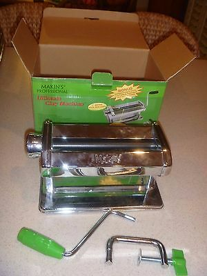 Makins Professional Ultimate Clay Machine, Sculpting, Clay Roller, New, Art