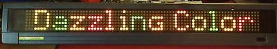 Betabrite Electronic Color Message Display
