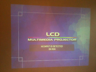 Hitachi CP-S210 MULTIMEDIA LCD Projector (working see details) #3