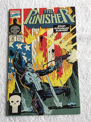 The Punisher #44 (Jan 1991, Marvel) Vol #11 Very Fine