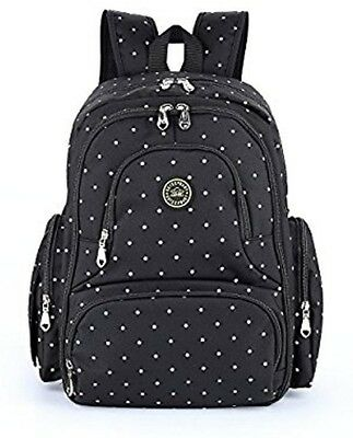 Baby Diaper Bag Smart Organizer Waterproof Travel Diaper Backpack with Changing