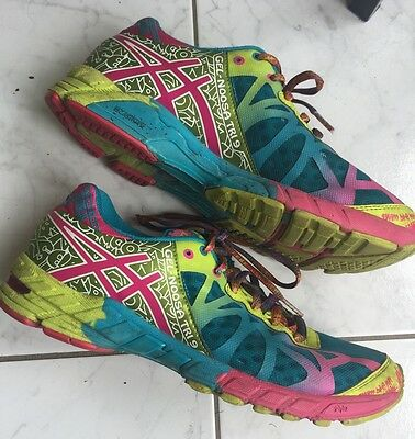 *ASICS* Women's Gel Noosa Tri 9 Running/training Shoes Size US 8.5 As New