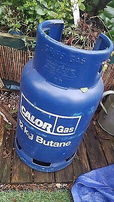 12kg butane gas bottle