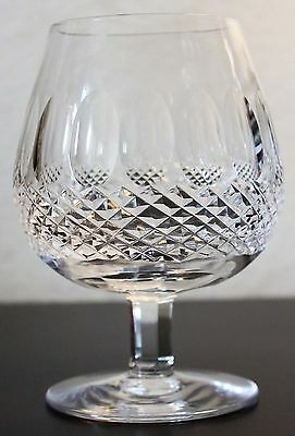 Waterford Crystal Colleen Balloon Brandy Snifter Footed Glass
