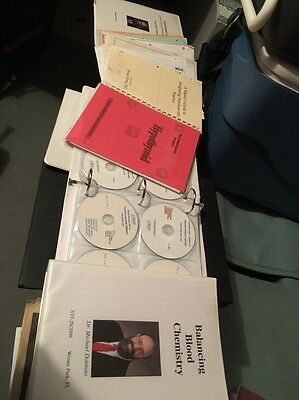 Huge Lot Of Nutrition And Functional Medicine Lectures Standard Process