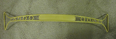 "Vintage Tupperware Replacement Gold Cake Carrier Handle #624   22 1/2"" Long"