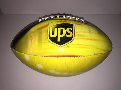 United Parcel Service Official Size Football UPS