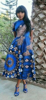 African party dress ..African fashion